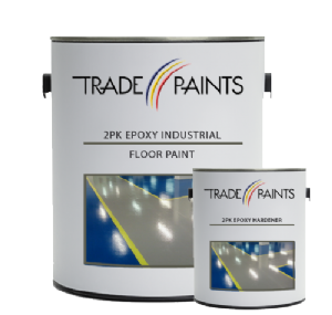 Industrial Epoxy Floor Paint  | paints4trade.com